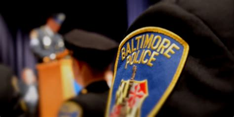 Baltimore Arrest Records Baltimore Officer Records Himself Planting Drugs