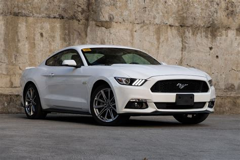 ford v8 mustang review 2016 ford mustang 5 0 v8 gt premium philippine