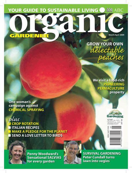 organic gardener magazine win a subscription abc