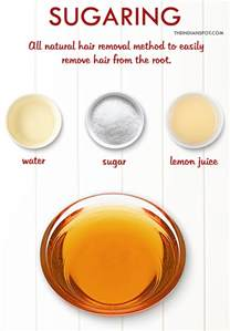 sugaring sugar wax hair removal at home theindianspot