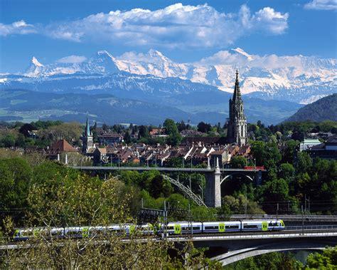 Hotel De Glace acc 233 der 224 la gare de berne et se d 233 placer en ville tgv lyria
