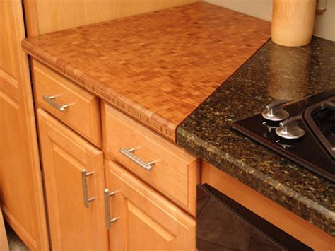 Bamboo countertop from Totally Bamboo   ecologically