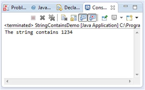 java pattern not contains string indexof java