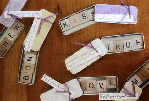 16 Easy To Make Wedding Favor Ideas   Style Motivation