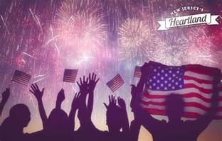 Fourth Of July Fireworks Fourth Of July Celebrations Nj Heartland