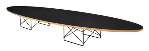 eames elliptical coffee table eames for herman miller elliptical coffee table summer