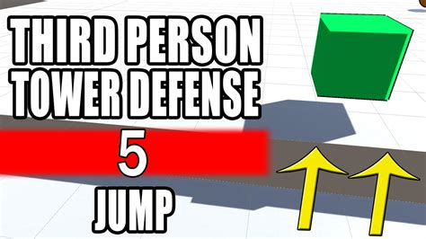 unity tutorial tower defence unity 5 tower defense 5 player jump tutorial c
