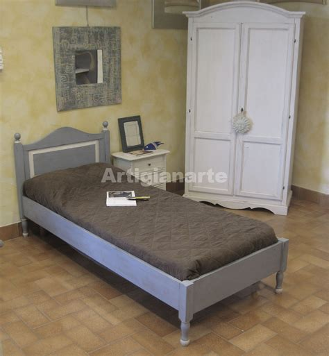 letto singolo legno massello letto singolo in legno massello andrea camerette