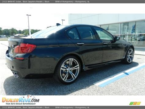 2013 bmw m5 sedan 2013 bmw m5 sedan black sapphire metallic black photo 3