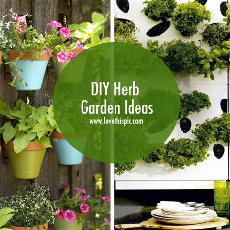 diy herb garden ideas diy herb garden ideas