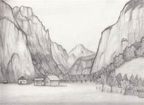 landscape sketch 9 by whimsy floof on deviantart