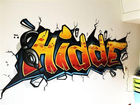 Marvelous Graffiti Letters #6: Graffiti-kinderkamer-Hidde.jpg