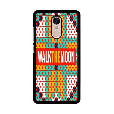 Xiaomi Redmi Note 3 Walk The Moon jual flazzstore walk the moon band logo z0448 custom