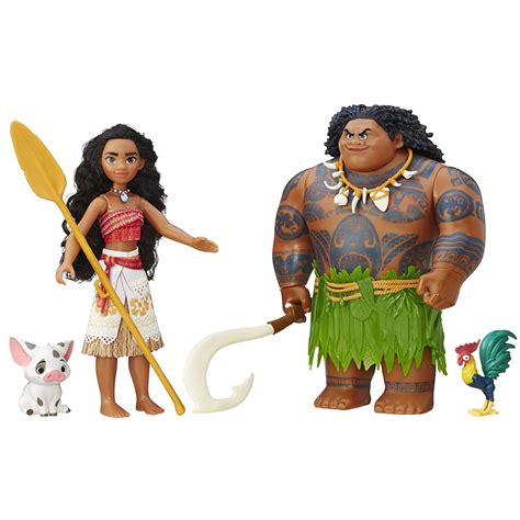 Promo Figure Moana 11pcs coupon savvy today only 11 23 select disney moana toys and coloing books on sale up