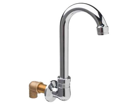 Kason Faucet by Kason Industries 0451kl3000 Series Wall Mount Spout Bases
