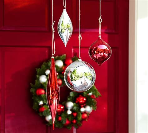 christmas decorations made at home outdoor christmas decoration