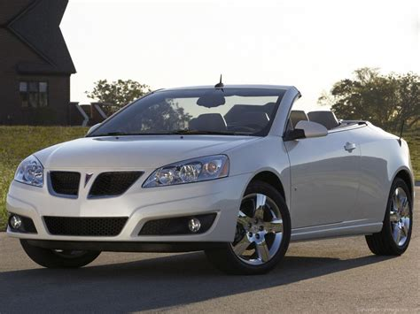 pontiac g6 pontiac g6 convertible buying guide