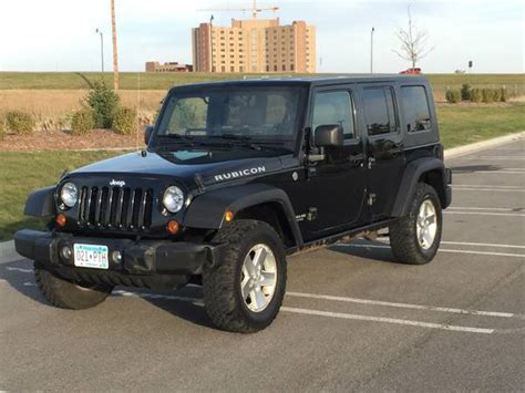 2007 Jeep Rubicon For Sale 2007 Jeep Wrangler Unlimited Rubicon For Sale In Isle