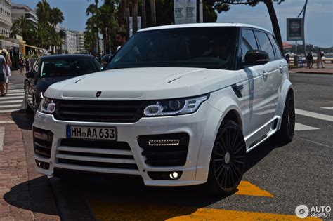 mansory range rover land rover mansory range rover sport 2013 12 august 2016