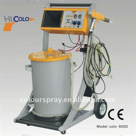 portable spray paint machine china mainland metal coating machinery