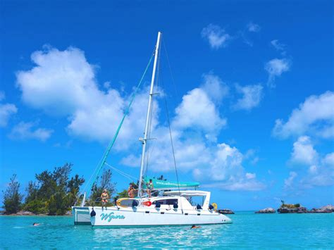 catamaran bermuda charter sailing yacht charters bermuda sail bermuda