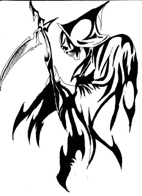grimm reaper by jimjuh on deviantart
