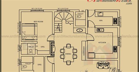 2500 sqft 4 bedroom house plans 2500 sq ft 3 bedroom house plan with pooja room