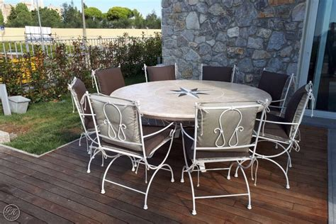 tavoli in pietra tavoli in pietra naturale garden house lazzerini made