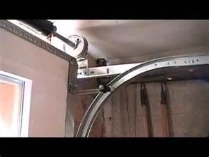 Garage Door Turn Top Brackets Sneaky Brackets In