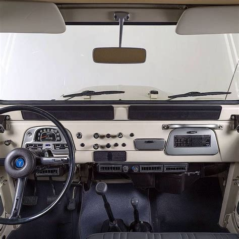 classic land cruiser interior 1000 images about fj40 interior on pinterest toyota 4x4