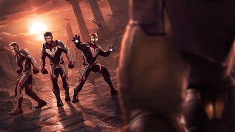 thor captain america iron man quantum realm suit