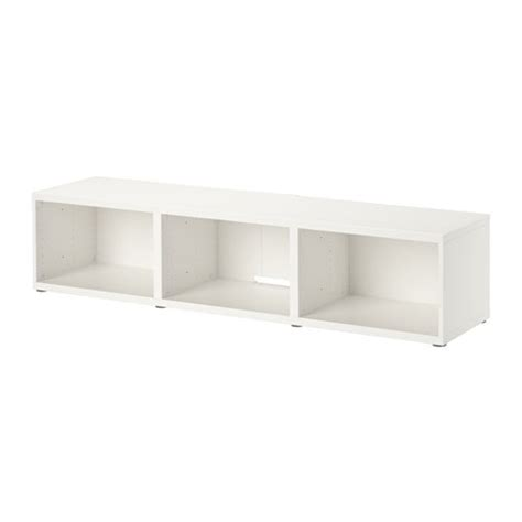 white ikea besta best 197 tv bench white ikea