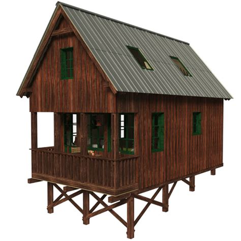 small cabin plans with porch small cabin plans with loft and porch joy studio design