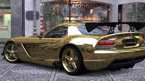 Gold Cars 2015   Luxury Things