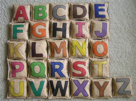 alphabet bean bags activities 17 best images about alphabet on a alphabet