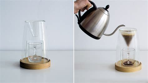 Coffee Dripper you ll never want to put away this pour