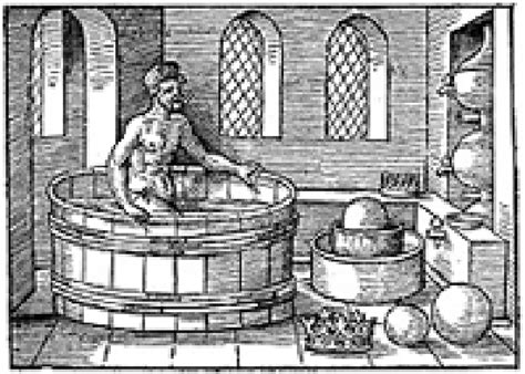 archimedes and the bathtub fact or fiction archimedes coined the term quot eureka quot in