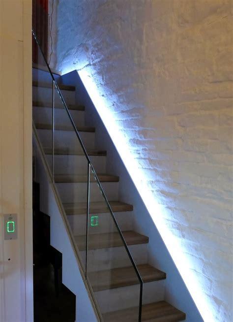 beleuchtung stiegenhaus beleuchtung treppenhaus l 228 sst die treppe unglaublich sch 246 n