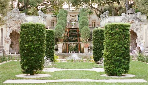Wedding Planner Internship Nyc by Miami Engagement Session At Villa Vizcaya Miami Wedding