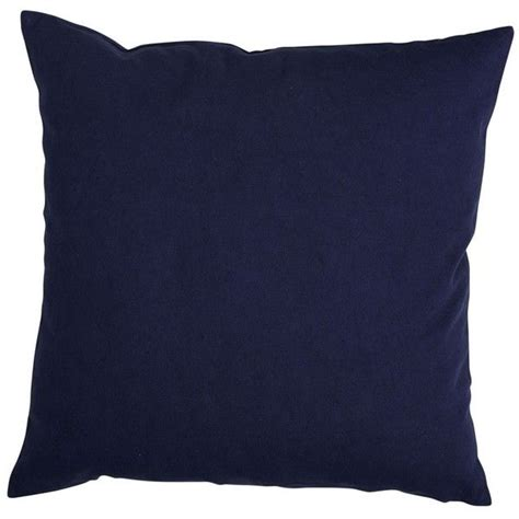 Large Navy Blue Throw Pillows Lene Bjerre Anthea Large Cushion Blue 93 Liked On