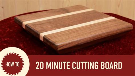 i made this cutting board in a workshop taught by gowanus making a cutting board in 20 minutes youtube