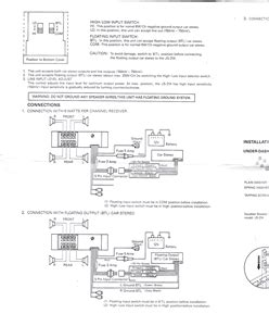 Wiring diagram for car audio equalizer efcaviation wiring diagram for car audio equalizer efcaviation asfbconference2016 Images