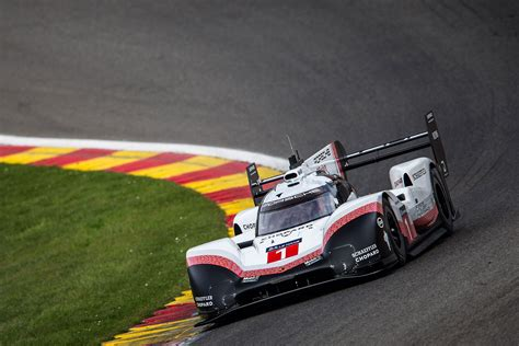 porsche hybrid 919 porsche 919 evo hybrid takes spa record on tour