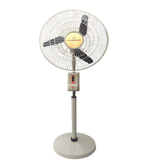 Pedestal Fan Price List almonard 450 mm ii pedestalfan white price in india
