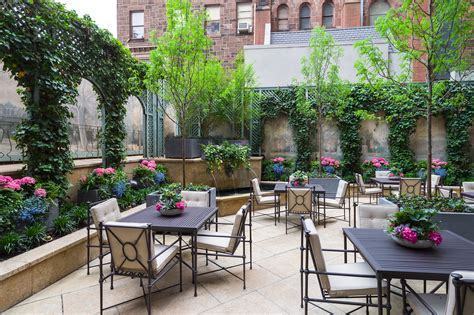 outdoor courtyard lacroix s jon cichon to host pop up restaurant