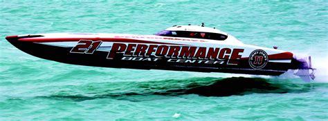 performance rc boats core strength poker runs america