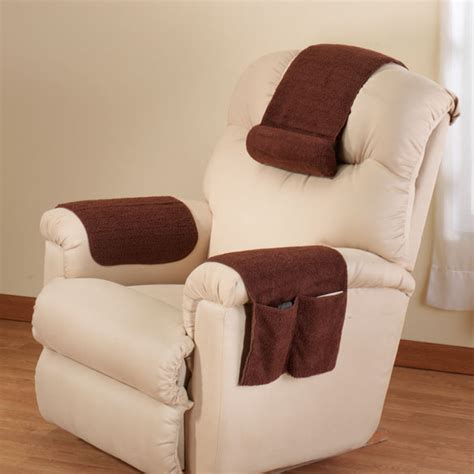 recliner chair arm covers recliner neck pillow recliner neck pillow sc 1 st sofas