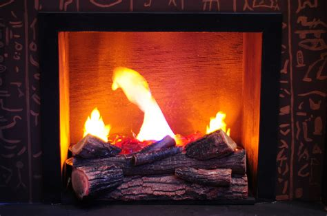 Artificial Fires For Fireplaces the artificial fireplace joshua lighting