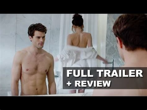 film fifty shades of grey youtube full fifty shades of grey official trailer trailer review