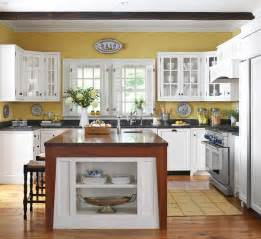 Kitchen color schemes with white cabinets home design ideas